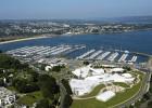 Océanopolis, un parc situé au coeur de la rade de Brest.