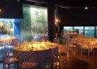 Dîner au coeur du pavillon Bretagne d'Océanopolis